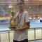 Михайлюк Марк серебрянный призер турнира на призы Елены Весниной в г. Сочи